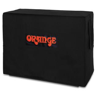 Orange PPC412AD Cab Cover