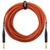 Orange 30 ft Instrument Cable, Woven