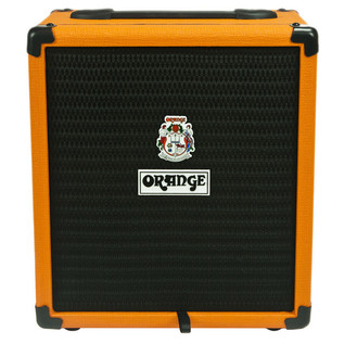 Orange Crush PiX CR25BX Bass Combo Amp (Front)
