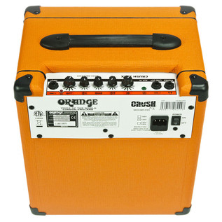 Orange Crush PiX CR25BX Bass Combo Amp (Back)