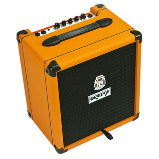 Orange Crush PiX CR25BX Bass Combo Amp (Front Left)