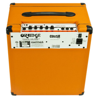 Orange Crush PiX CR50BXT Bass Combo Amp (Back)