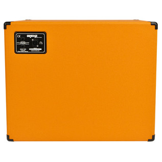 Orange OBC 115 Bass Speaker Cabinet (Back)