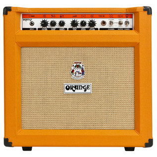 Orange Thunder TH30C Guitar Combo Amp (Front)