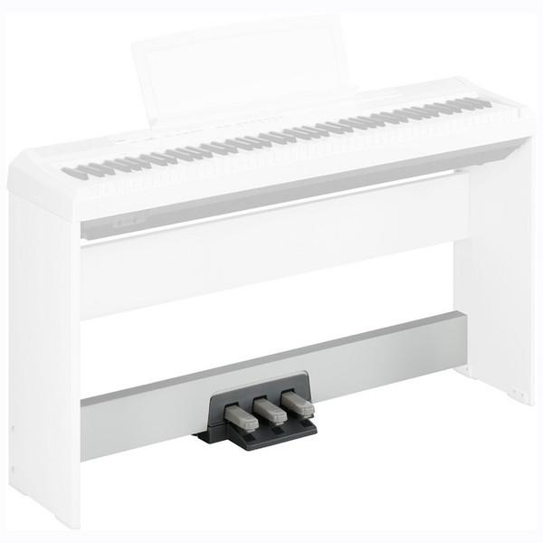 Yamaha LP-5A White Pedal Board for Yamaha  P-105