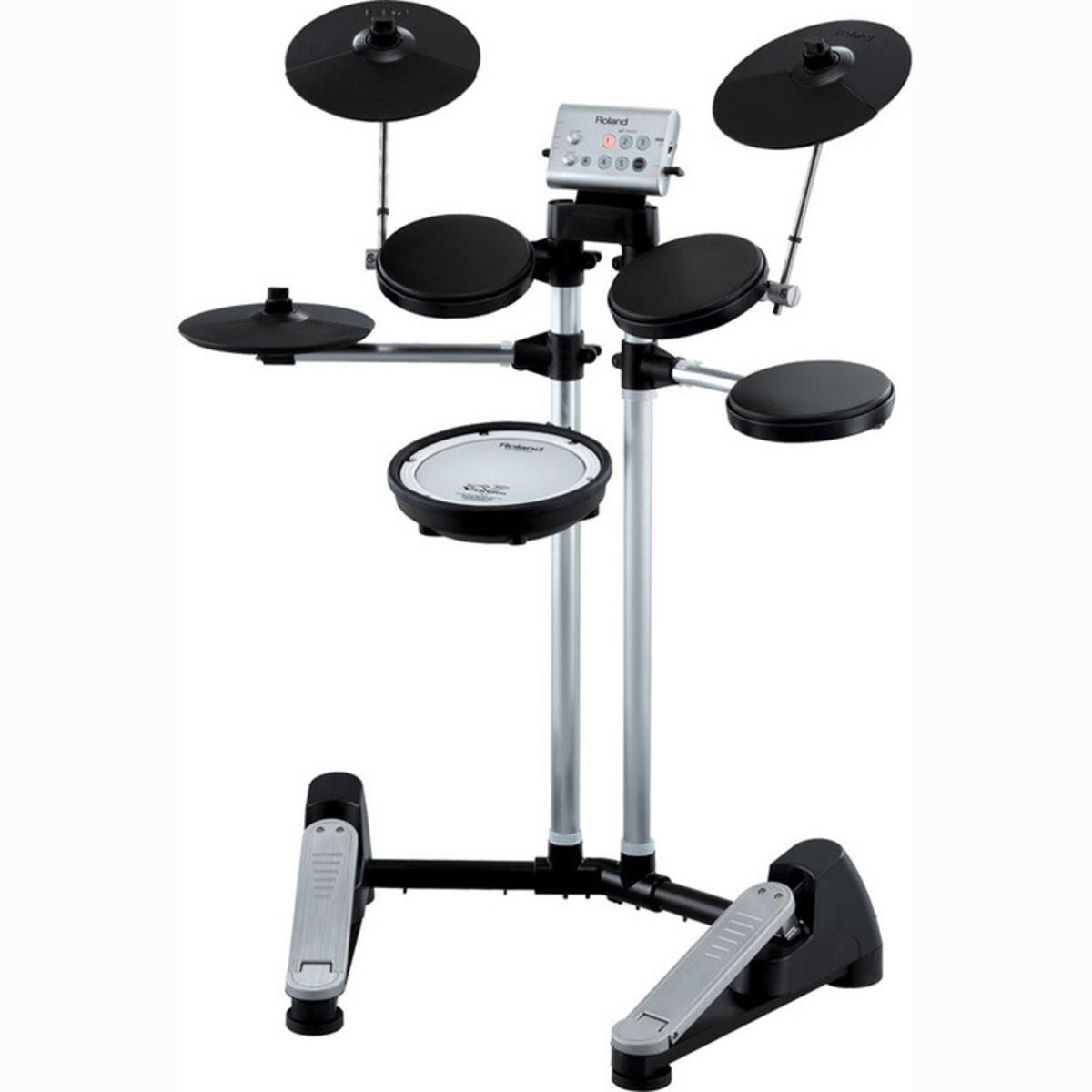 Disc roland hd 1 v drum lite trommesett hd1 drum veileder um one hos - Roland hd3 v drum lite set ...