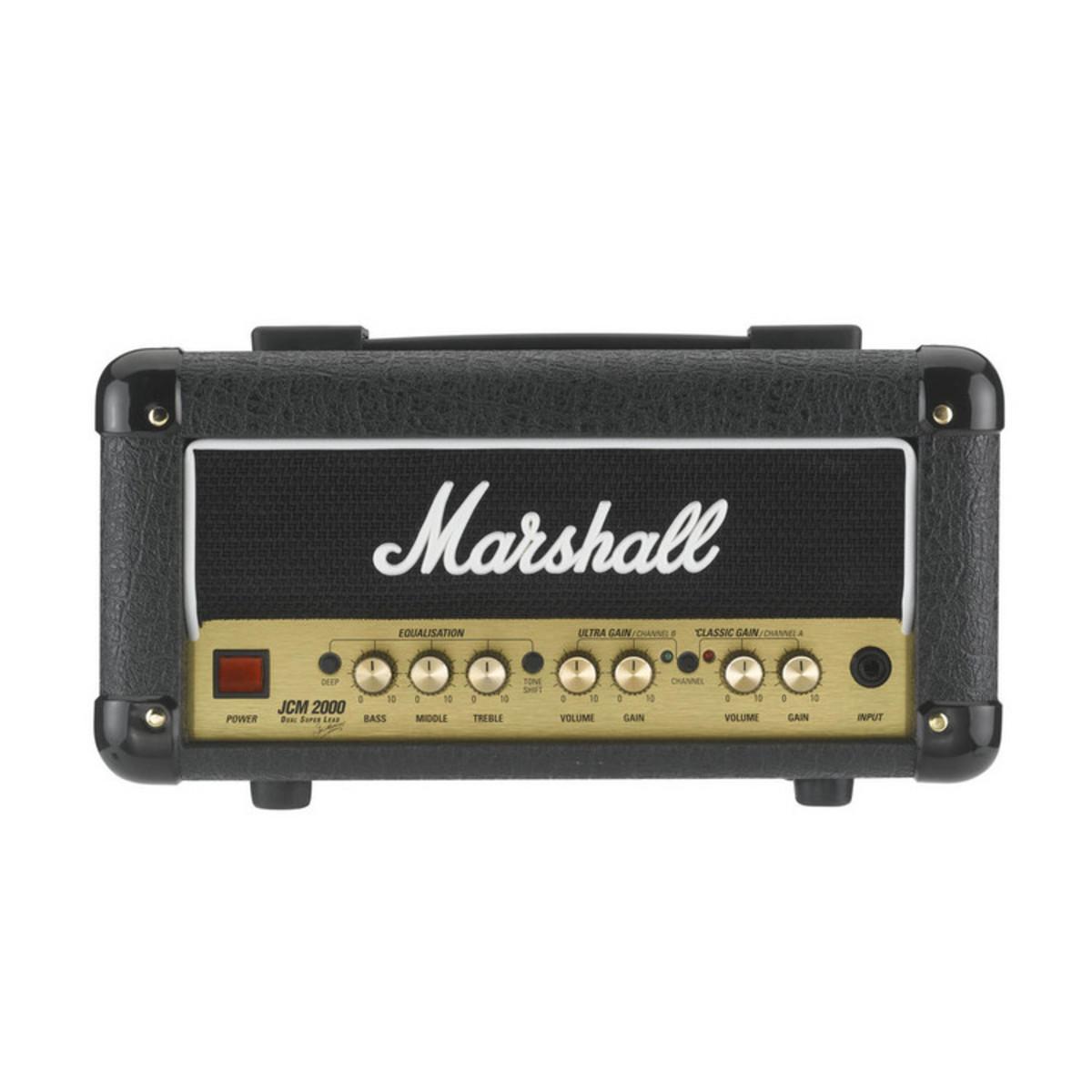 marshall dsl1h 1w valve guitar amp head at. Black Bedroom Furniture Sets. Home Design Ideas