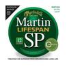 Martin levetid Phosphor Bronze Ex-lys strenge, 12-streng, 010-047