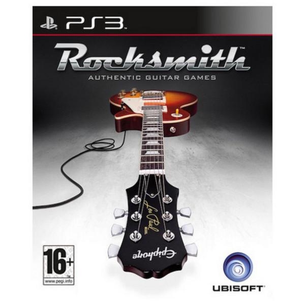 rocksmtih game playstation