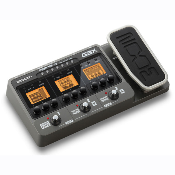 Zoom G3X Guitar Multi-Effects Pedal