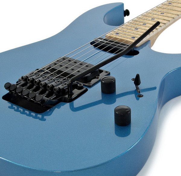 Ibanez RGR465M Electric Guitar, Soda Blue Controls