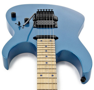 Ibanez RGR465M Electric Guitar, Soda Blue Strings
