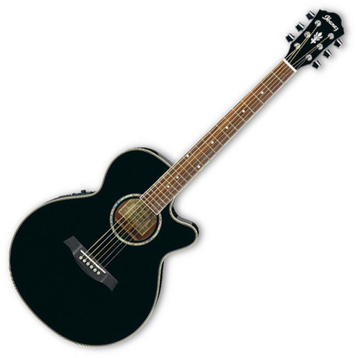 disc ibanez aeg10e electro acoustique guitare noir avec. Black Bedroom Furniture Sets. Home Design Ideas