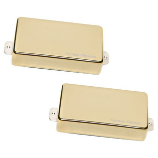Seymour Duncan AHB-1 Set Blackouts, Gold