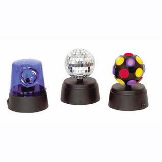 Cheetah Funki Party Set of Mini Disco Lights