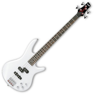 Ibanez GSR200 Soundgear Bass Guitar, Piano White