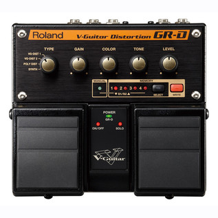 Roland GR-D V-Guitar Distortion Effects Pedal