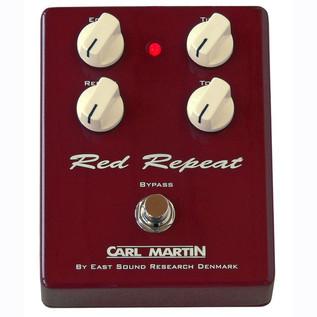Carl Martin Red Repeat Delay Pedal
