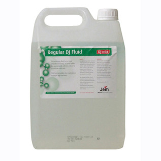 Jem DJ Mix Smoke/Fog Fluid, 5 Litres
