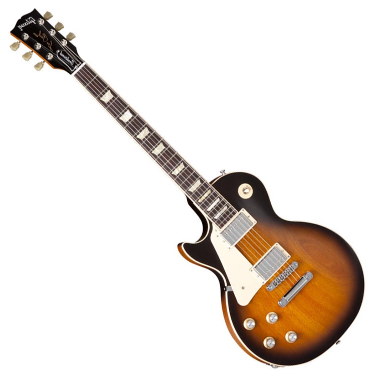 Test: Gibson, Les Paul Classic Plus 60, E-Gitarre -
