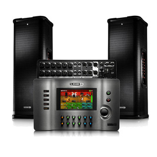 Line 6 M20d Dream Stage PA System