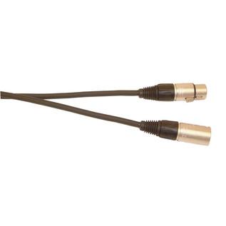 Electrovision DMX 5-Pin XLR Male to 5-Pin XLR Female Cable, 10m