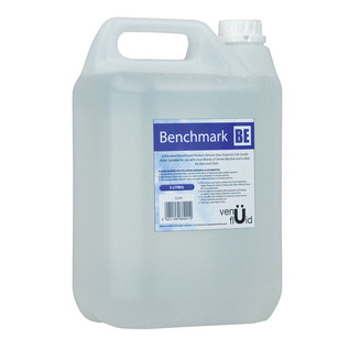 Venu BE Benchmark Medium Density Club Smoke Fluid, 5 Litres