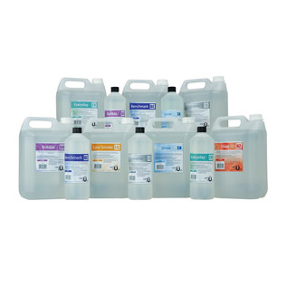 Venu BE Benchmark Medium Density Club Smoke Fluid, 5 Litres Range