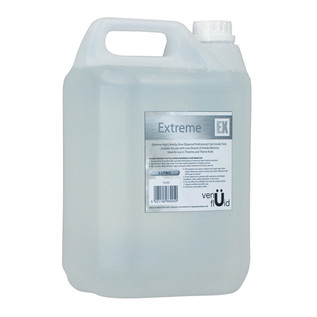 Venu EX Extreme High Density Pro Club Smoke Fluid, 5 Litres
