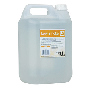 Venu LS Low Smoke Fluid, 5 Litres