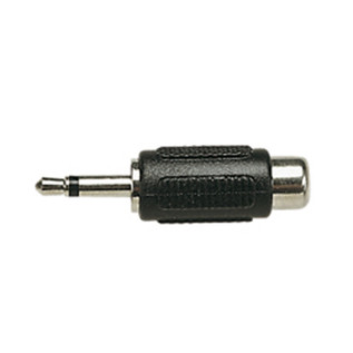 Electrovision 3.5mm Mono Male/Phono Female Adaptor