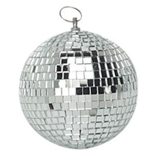 SoundLab Silver Lightweight Mirror Ball, 10