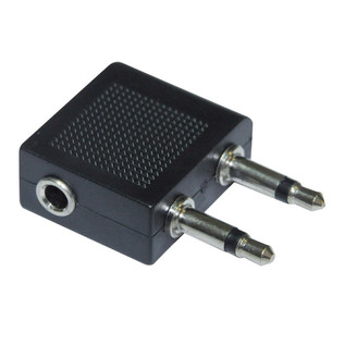 Electrovision Aircraft Headphone Socket Adaptor