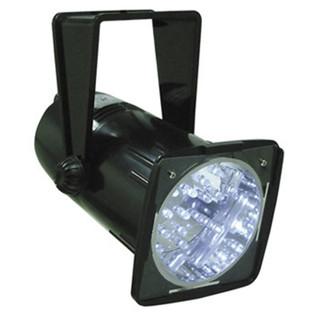 SoundLab White LED Siren Strobe Lighting Effect