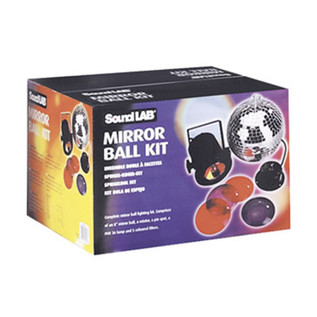 SoundLab Mirror Ball Kit