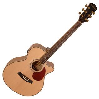 Freshman FA1AM Folk Cutaway Electro Acoustic Guitar