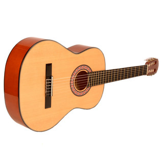 Freshman Full Size Classical Guitar Side