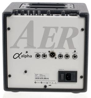 AER Alpha Acoustic Guitar Amp