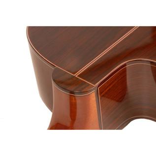 Freshman Classical Cutaway Electro Acoustic Guitar Rear