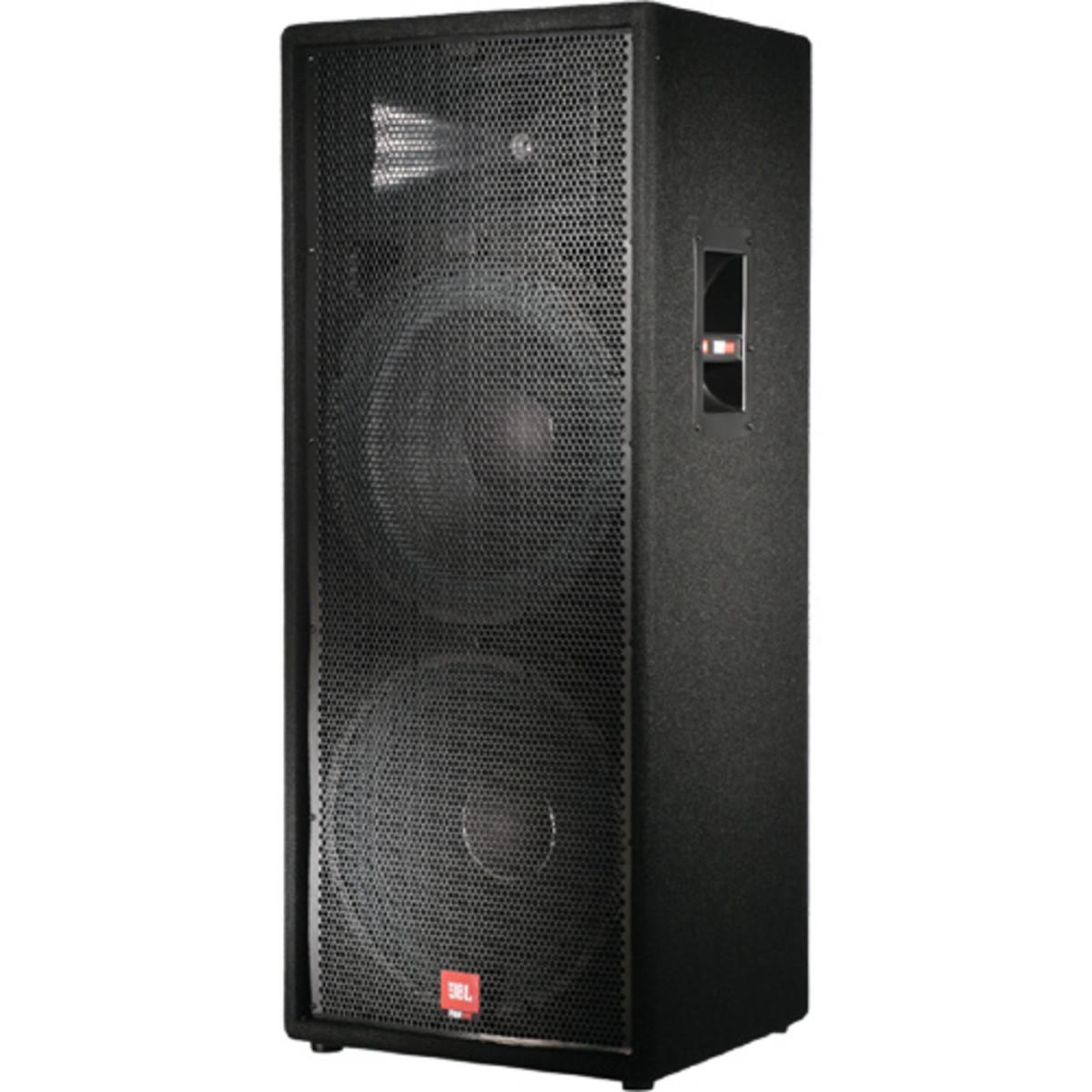 disc jbl jrx125 dual 15 speaker system at. Black Bedroom Furniture Sets. Home Design Ideas