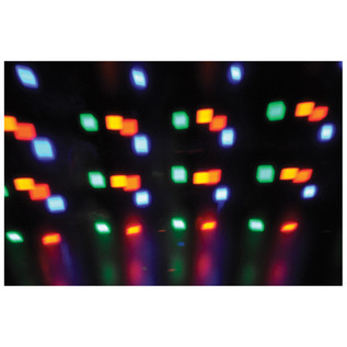 NJD LED SCATA DMX Lighting Effect (Showcase 2)