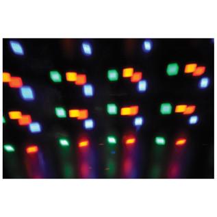 NJD LED SCATA Twin DMX Lighting Effect (Showcase 2)