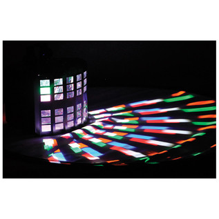 NJD LED SCATA Twin DMX Lighting Effect (Showcase 4)