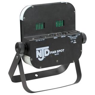 NJD LED DMX Par Spot Lighting Effect (3)