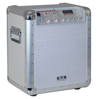 NJS 15W Portable mp3/PA System