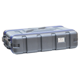 NJS Heavy Duty ABS Short Rack Case, 2U