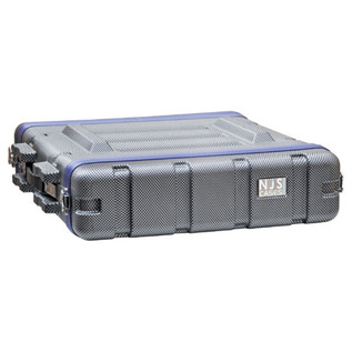 NJS Heavy Duty ABS Rack Case, 2U