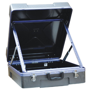 NJS Heavy Duty ABS Rack Case, 12U