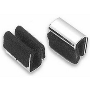 Fishman Pair Of Felted U-Clips For Upright Bass
