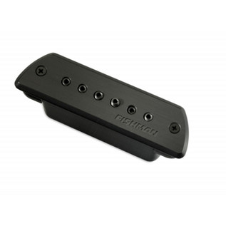 Fishman Blackstack Soundhole Passive Pickup, Double Stacked Humbucker